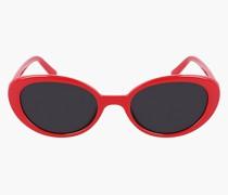 Ovale Sonnenbrille CKJ20631S