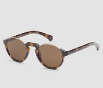Runde Sonnenbrille CKJ794S