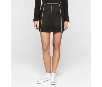 Gebondetes Jersey-Skirt