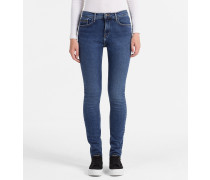 High-Rise Skinny-Jeans