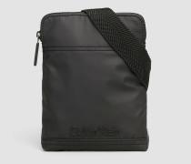 Flache Mini-Crossover-Tasche