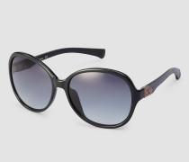Runde Sonnenbrille CKJ778S