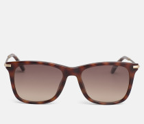 Rechteckige Sonnenbrille CKJ512S