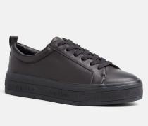 Sneakers aus Leder