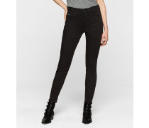 High-Rise Skinny Ankle-Jeans
