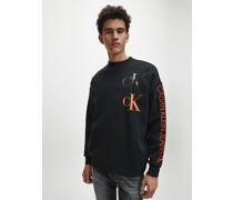 Eco Series Sweatshirt aus Baumwoll-Mix