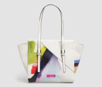 Mittelgroße Tote-Bag mit Print