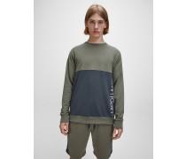 Lounge-Sweatshirt - Pieced
