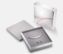 Geschenkset Ohrringe und Halsband