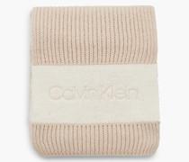 Schal aus Wollgemisch