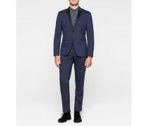 Taillierter Anzug aus Schurwolle