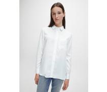 Klassisches Twill-Hemd