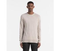 Bouclé Baumwoll-Sweater
