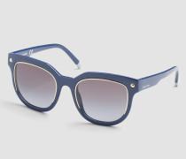 Rechteckige Sonnenbrille CK3202S