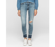 Mid-Rise Skinny-Jeans