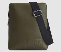 Flache Mikro-Crossbody Bag