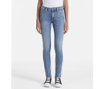 Sculpted Skinny-Jeans