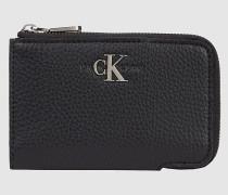 Portemonnaie mit Rundum-Reißverschluss