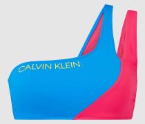 Bandeau Bikini-Top - CK Blocking