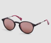 Runde Sonnenbrille CKJ489S