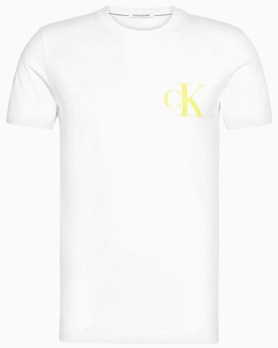 Slim Fit Logo-T-Shirt aus Bio-Baumwolle