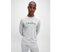 Lounge-Langarmshirt - Comfort Cotton