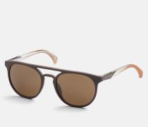 Runde Sonnenbrille CKJ822S