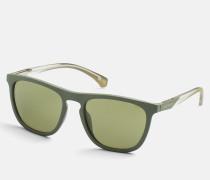 Rechteckige Sonnenbrille CKJ821S