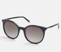 Runde Sonnenbrille CK4355S