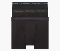 3er-Pack Boxershorts - Cotton Stretch