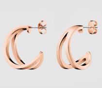 Ohrringe - Calvin Klein Outline