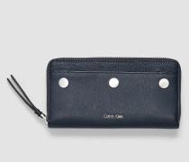 Großes Portemonnaie mit Rundum-Reißverschluss