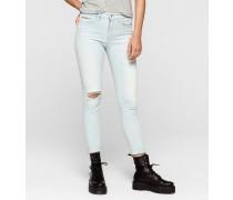 High-Rise Skinny-Jeans