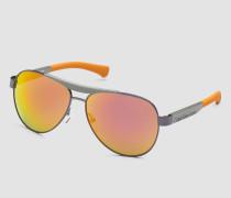 Sonnenbrille Aviator CKJ491S