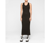 Jersey-Maxi-Kleid