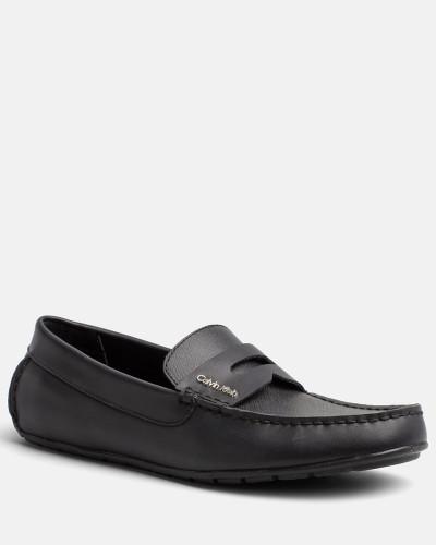 Calvin Klein Herren Loafers aus Leder