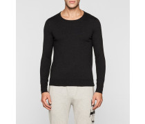 Cotton Stretch Pullover