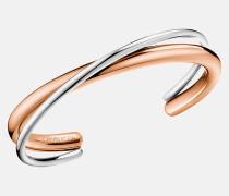 Offener Armreif - Calvin Klein Double