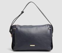 Satchel-Bag aus Leder