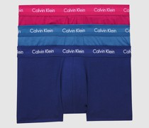 3er-Pack Hüft-Shorts - Cotton Stretch