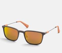 Quadratische Sonnenbrille CKJ504S