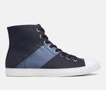 High Top Sneakers aus Nylon