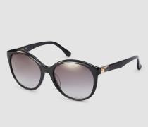 Runde Sonnenbrille CK4291S
