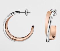 Ohrringe - Calvin Klein Coil