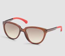 Sonnenbrille Katzenauge CKJ802S