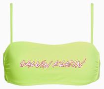 Bandeau Bikini-Top - CK Wave