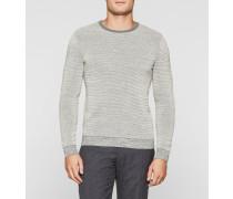 Pullover aus Wolle-Baumwollgemisch