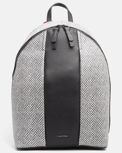 Calvin Klein Damen Leder-Rucksack mit Schlangen-Print Verkauf Browse BzRqzvSfjT