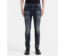 Skinny Tapered-Jeans