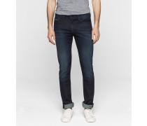 Slim Straight-Jeans